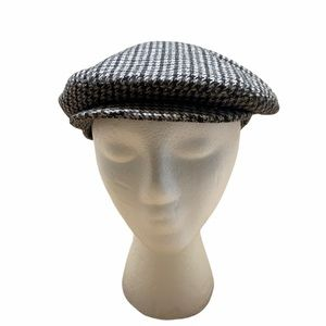 Brooks Brothers highlands Tweed Wool Cap